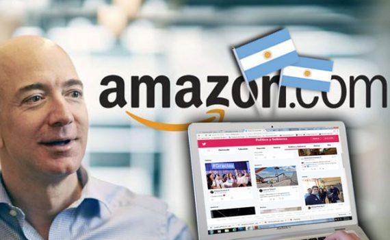 Amazon en Argentina