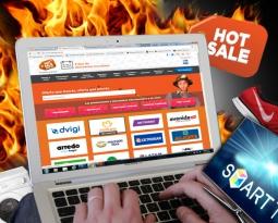 "#HotSale, ""a full"": se vendieron 4 celulares y 3,5 TV por minuto"