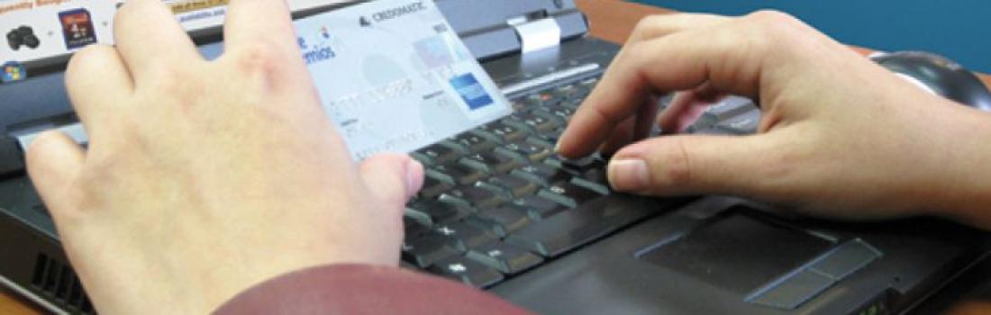 El comercio electrónico creció un 60 por ciento