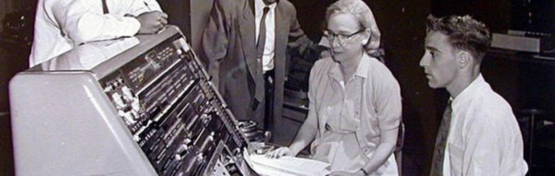 Grace Hopper, la mujer que revolucionó el mundo de la computación para siempre