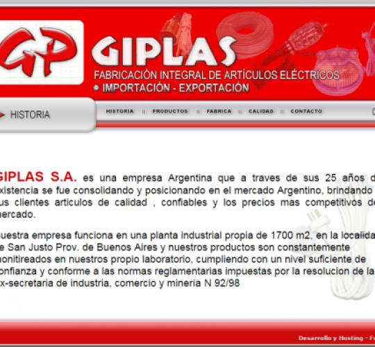 Giplas